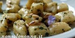gnocchi alla mozzarella