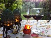 Cenare all'aperto