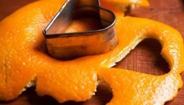dec arancia per natale